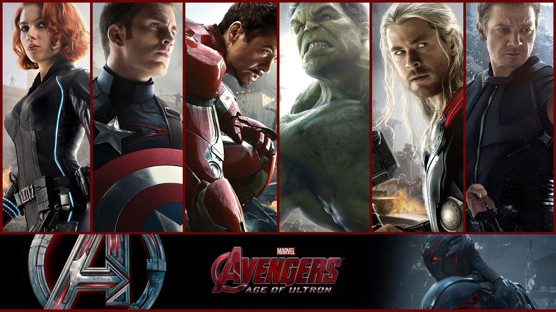 Disegni Da Colorare The Avengers Age Of Ultron Sogni D Oro
